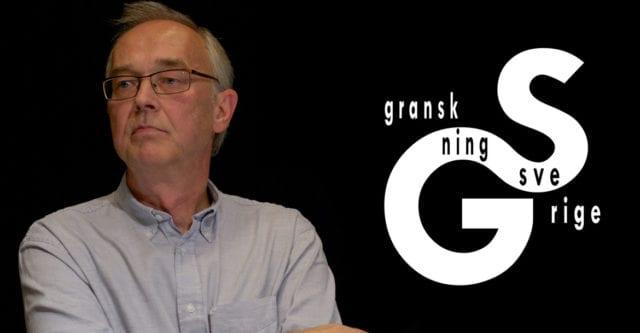 """Yttrandefrihetsexperten Nils Funcke """"förblir tyst"""" om censuren av medborgarjournalistiken"""