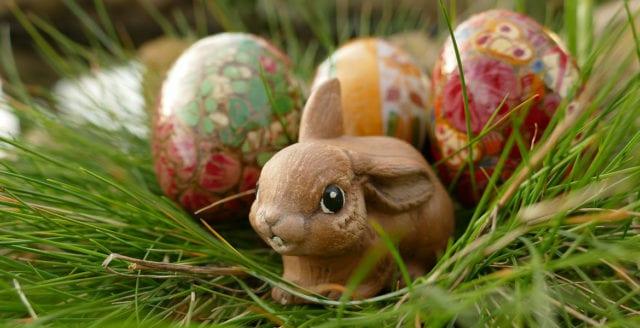 Nya Dagbladet önskar våra läsare en glad påsk!
