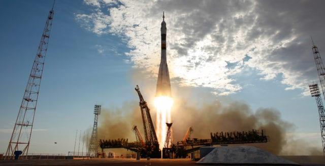 Unikt rymdsamarbete mellan Kina och Ryssland