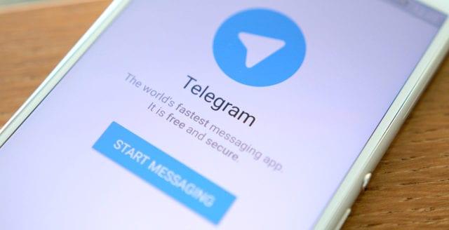Den krypterade meddelandetjänsten Telegram når 200 miljoner användare