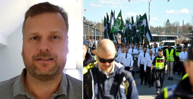 """Kungälvs polischef vill """"slåss"""" mot NMR inför höstens val"""