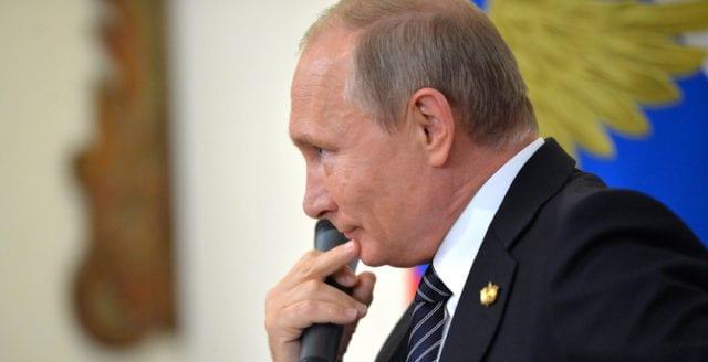 Putins nya vapen
