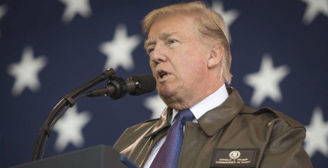Facebook censurerar Trump igen – låga coronadödstal får inte påtalas