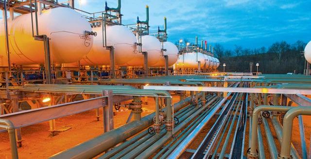 Många europeiska länder beroende av rysk gas