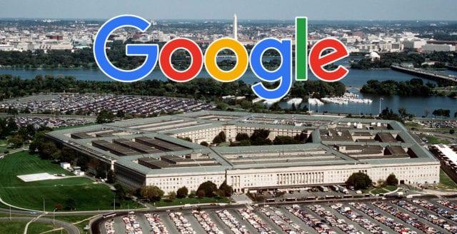 Tusentals Googleanställda i protest mot företagets samarbete med Pentagon