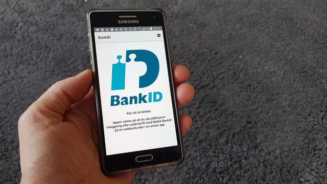 BankID till alla Huawei-telefoner