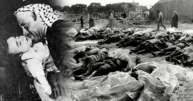 Judarnas etniska rensning av Palestina – tredje delen