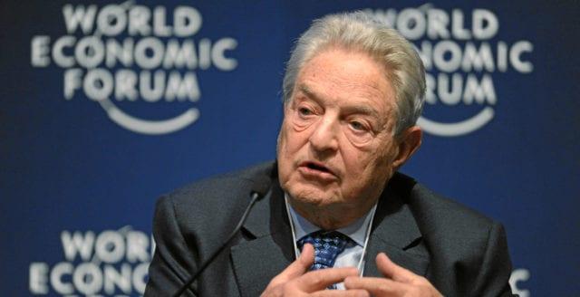 Soros betalade ingen skatt – men gav miljarder till vänsteraktivister