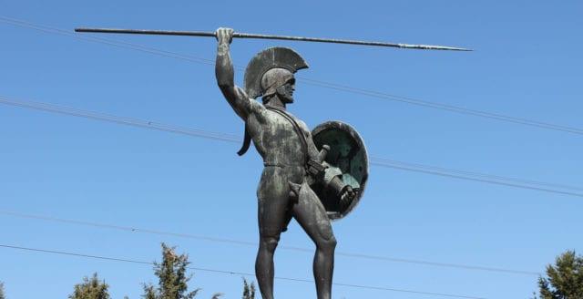 Europas försvarare: Del 1 – Leonidas I av Sparta