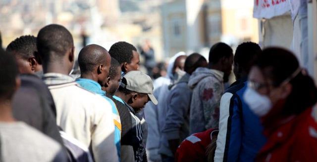 """""""Massinvandring har förstört vår möjlighet att kunna hjälpa"""""""
