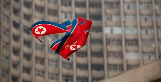 USA:s spel om Korea handlar egentligen om Kina