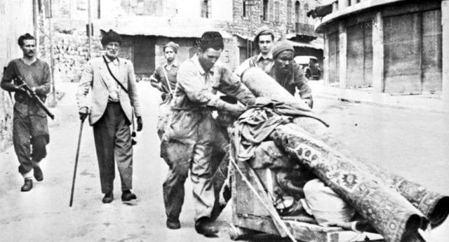 Judarnas etniska rensning av Palestina – andra delen