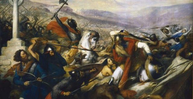 Europas försvarare: Del 3 – Karl Martell