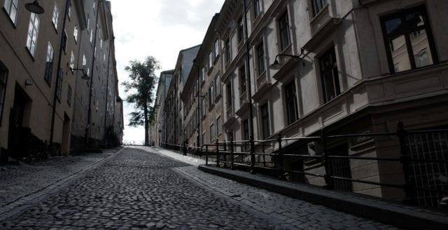 En gång i Stockholm
