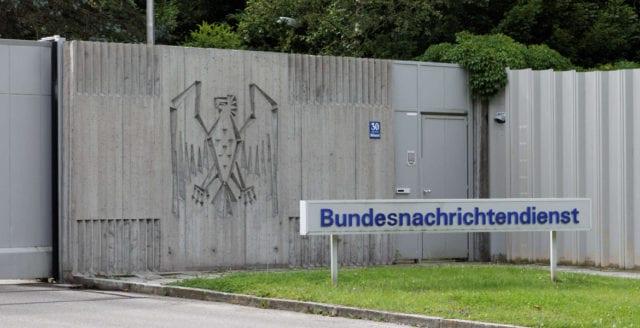 Tysk underrättelsetjänst spionerade på svensk ambassad och Ericsson