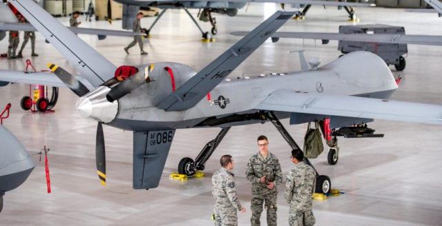 Google avslutar sitt drönarprogram med Pentagon