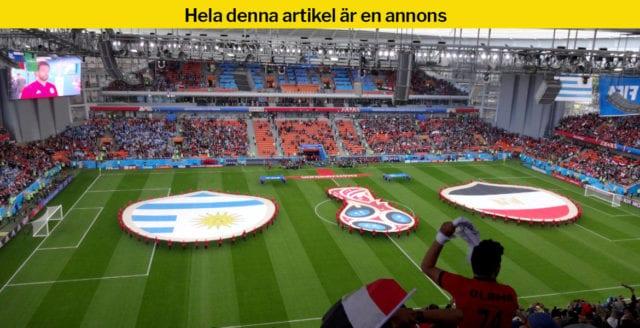 Öka spänningen inför VM-avslutningen med dessa casinobonusar