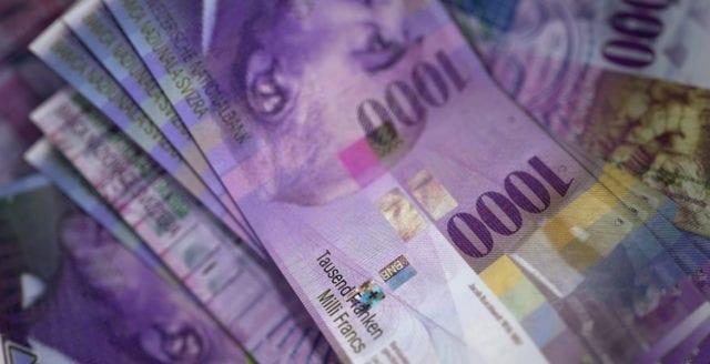 Inte tillräckligt stöd i Schweiz för att stoppa privata bankers pengaskapande