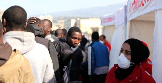 Efterlängtade danska lagförslaget: Asylsökare får stanna i hemlandet under processen