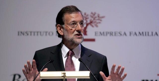 Spaniens premiärminister avgår