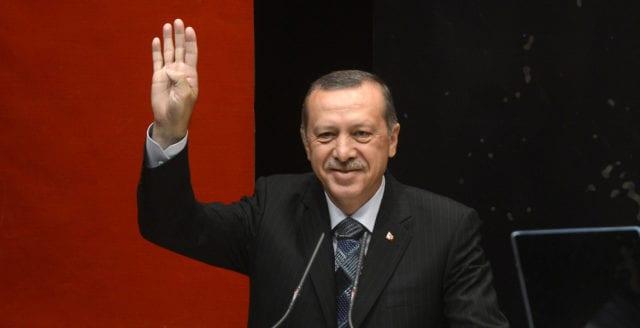 Enkel valseger för Erdoğan