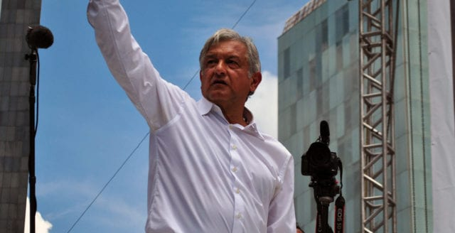 Vänsternationalist ny president i Mexiko