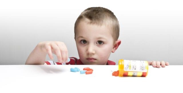 Allt fler brittiska barn går på antidepressiva mediciner