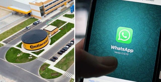 Tillverkare med 240 000 anställda sparkar ut Whatsapp – fara för integritet och datasäkerhet