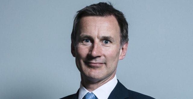Han blir Storbritanniens nya utrikesminister