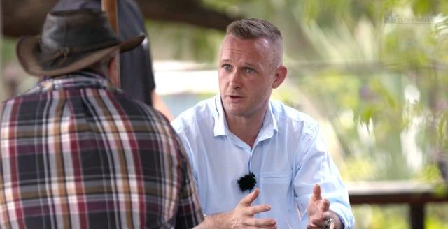 Intervju med dokumentärfilmaren Jonas Nilsson om situationen i Sydafrika