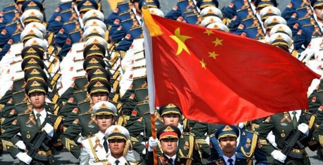 Är Kina ett hot mot Väst?