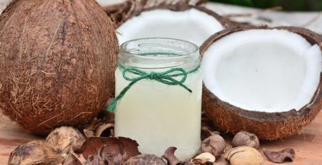 Kan kokosolja bota coronasmitta?