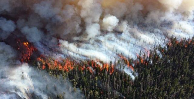 Sveriges brandförsvar räcker inte till
