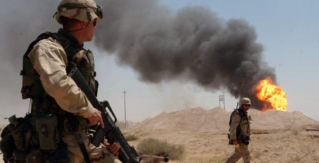 Förvirrad terminator lämnar Mellanöstern – eller?