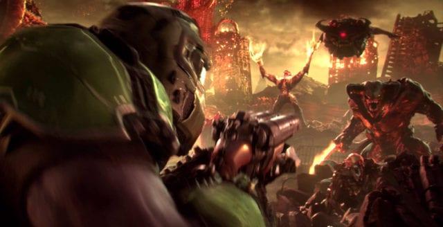 """Nytt DOOM-spel hånar politisk korrekthet: """"Demon är ett kränkande ord – använd 'dödligt handikappad'"""""""