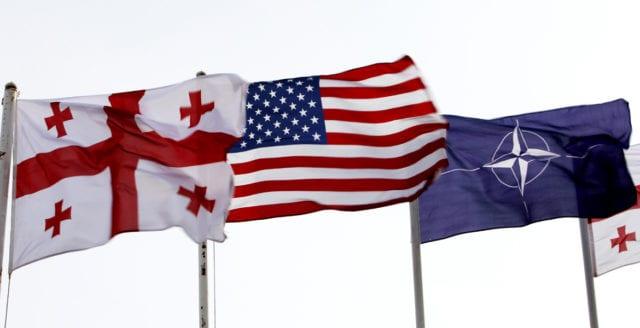Så firar Nato den georgiska katastrofens 10-årsjubileum