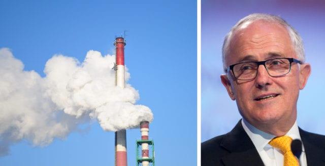 Australien kommer inte följa Parisavtalet