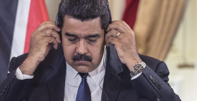 Fortfarande oklarheter efter påstådd drönarattack mot Venezuelas president