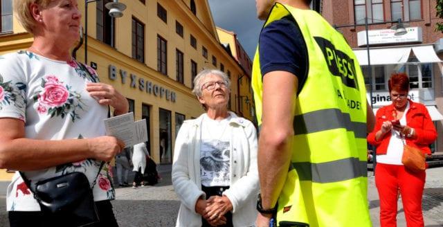 Faluns S-kvinnor upprörda över pressfrihet