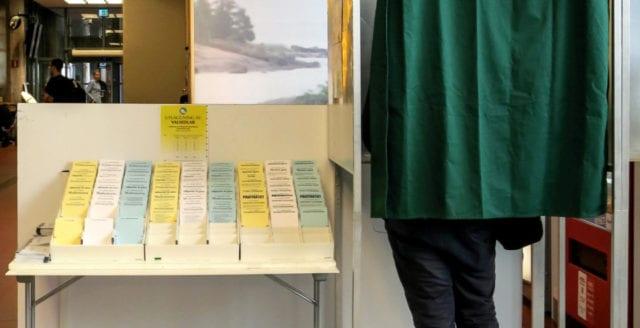 Förundersökningar gällande misstänkt valfusk i Dalarna