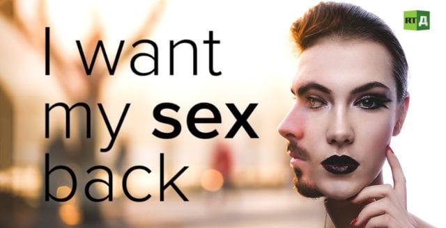 Ny dokumentär om personer som ångrar att de bytte kön