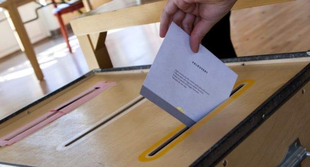 Viktigt att rapportera misstänkt valfusk under EU-valet