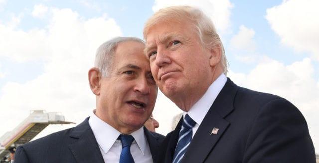 Trump förbjuder Israelkritik på universitet
