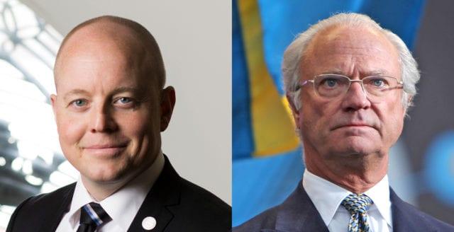 Björn Söder: Låt kungen utse statsminister