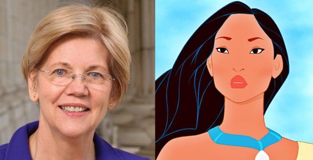 Senatorn Elizabeth Warren hånas – försöker bevisa indian-DNA