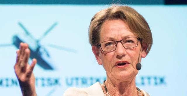 Gudrun Schyman kommer avgå som partiledare för Feministiskt initiativ