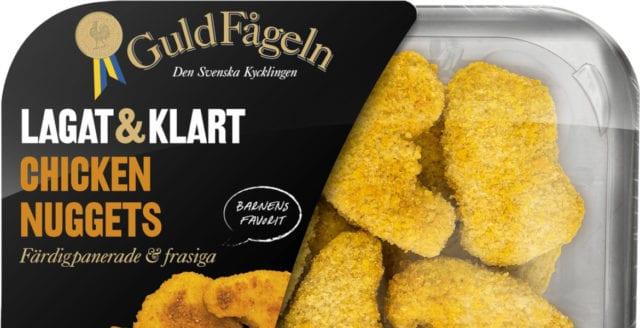 Guldfågeln förbjuds att sälja 52 ton friterad kyckling