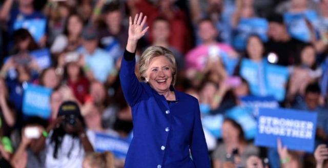 2. Hur räddades Hillary Clinton som presidentkandidat?