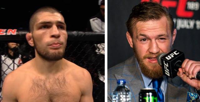 Omfattande tumult efter superfajten mellan Khabib Nurmagomedov och Conor McGregor