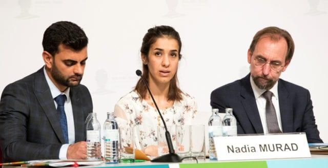 Nobelpriset till Nadia Murad – ett slag i ansiktet på Israel